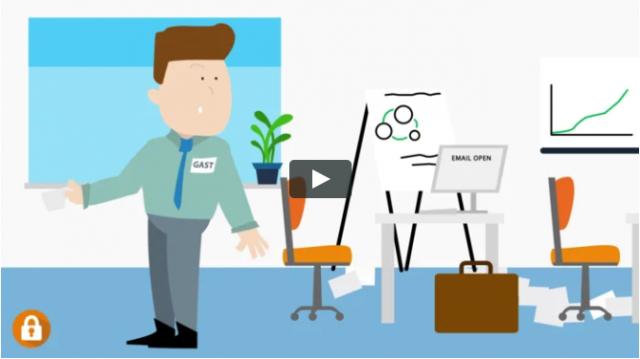Security awareness video's | Veilige werkplek | BeveiligMij.nl