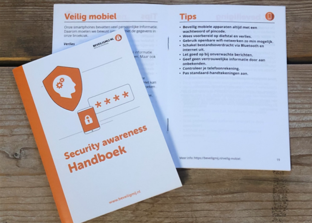 Security awareness Handboek