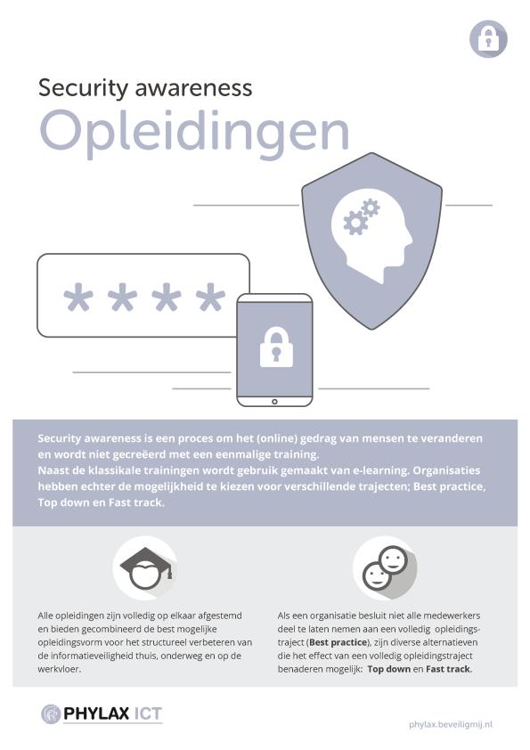 Phylax ICT Diensten | Security awareness opleidingen