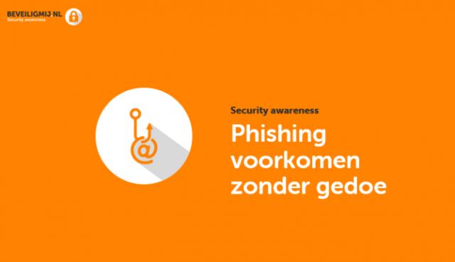 Security awareness video's | Phishing voorkomen zonder gedoe | BeveiligMij.nl