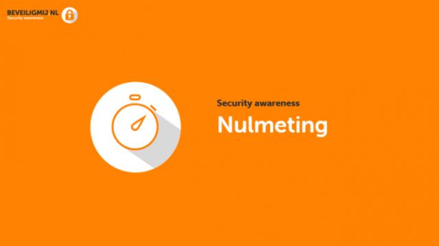 Security awareness video's | Security awareness Nulmeting | BeveiligMij.nl
