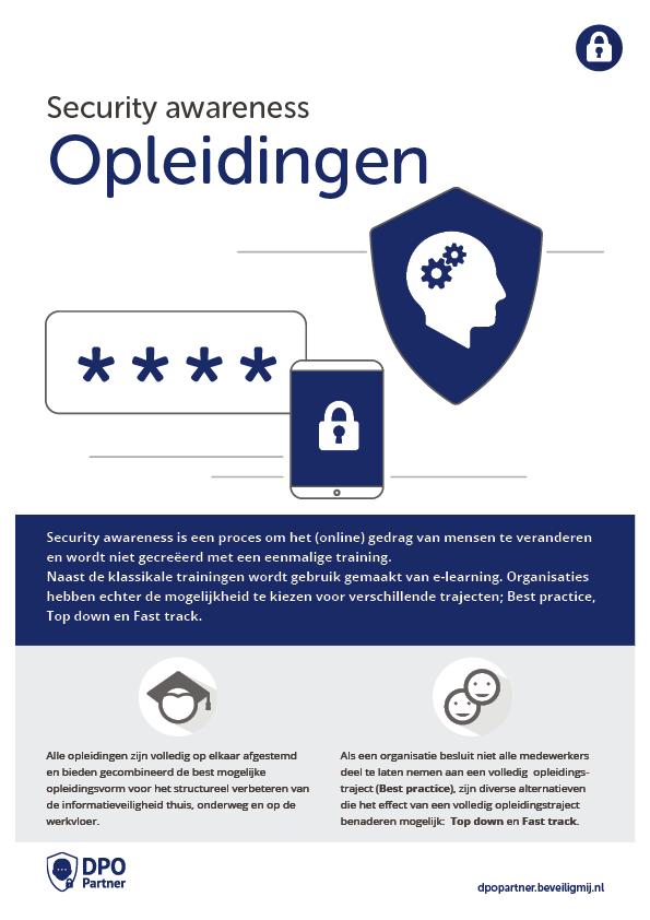DPO Partner | Security awareness opleidingen